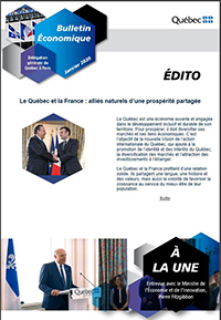 Bulletin economique