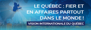 Vision internationale du Québec