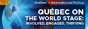 Québec's International Policy